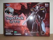 Yamato Macross 7 1/60 Super Pack for VF-17 Perfect Trans Figure Optional Parts d