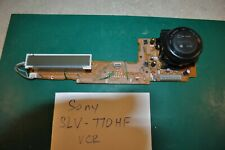 Sony Slv-770Hf Vcr Replacement Parts Display Circuit Board