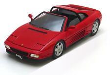 1:18 Hot Wheels Elite Ferrari 348 TS 1989-1995 red