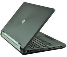 HP 8570w Elitebook Workstation i7 i7-3720QM 3.60Ghz Quadro K2000M 1920x1080