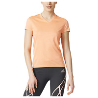 NEW! Adidas Women's Sequential Climate Athletic Run Tee Shirt Top VARIETY