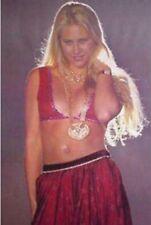 Ana Kournikova TENNIS  ~ Red Bikini ~ POSTER