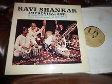 Ravi Shankar Improvisations Pather Panchali UA 893961