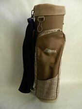 Datrek Mist Tan Beige Golf Bag 4 Way Divider and USG Towel