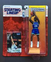 JIM JACKSON 1994 Starting Lineup Figure Bonus Card Dallas Mavericks NBA