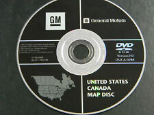 GM ESCALADE NAVIGATION DVD US CANADA  OEM version 2.0 15105609  86271-70V581