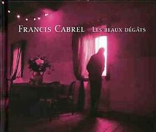 """Francis Cabrel """"Les Beaux Dégâts"""" cd NM"""