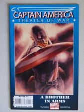 Captain America: Requiem, Theater of War A Brother in Arms, White