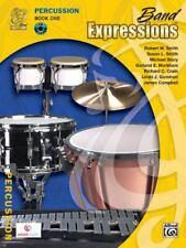 Percussion by Robert W. Smith, Richard C. Crain, Michael Story, Garland E....