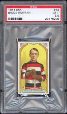 1911-12 C55 Imperial Tobacco #14 Bruce Ridpath PSA 5.5 EX+ Tough grade