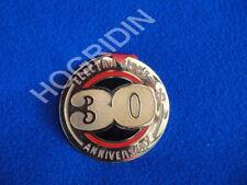 1965 - 1995 Harley panhead shovelhead electra glide 30th anniversary medallion