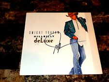 Dwight Yoakam Rare Signed Hillbilly Deluxe Vinyl LP Record Country Music Legend