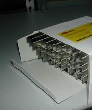 """80 Series 1/2"""" Inch Length STAINLESS STEEL Staples 1/2 Crown (180,000)"""