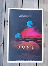 Dune Lobby Card Movie Poster