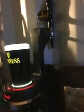More details for illuminated official guinness font tap head breweriana man cave pub club