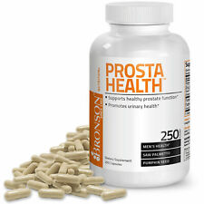 Bronson Prosta Health Prostate Support for Men, 250 Capsules