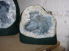celestite geode specimen large jc2
