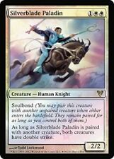 1x PROMO SILVERBLADE PALADIN - Rare - Avacyn - MTG - NM - Magic the Gathering