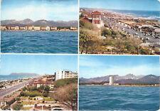 MARINA DI MASSA - SALUTI - 4 VEDUTE - V1966