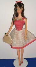 New ListingVintage Barbie Japanese Exclusive Tagged Dress,Tote & Ot Japan Heels - No Doll