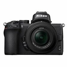 Nikon Mirrorless Digital Camera Z50 20.88MP Lens Kit EMS w/ Tracking NEW