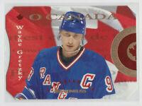 1996-97 Donruss O'Canada #7 Wayne Gretzky 854/2000