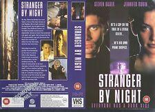 Stranger By Night, Steven Bauer  Video Promo Sample Sleeve/Cover #11231