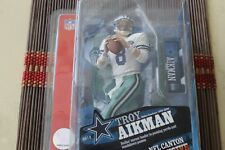 TROY AIKMAN, NFL CANTON EXCLUSIVE, RARE MCFARLANE, ONE OF 3,000, DALLAS COWBOYS
