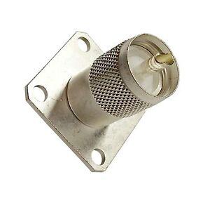 Bird 4240-179 Style UHF male (PL259) QC Connectors for BIRD 43 Wattmeters