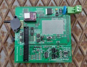 Speeduino 0.4.4c + Arduino + VR conditioner + DRV8825 stepper driver + USB cable