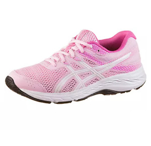 Asics Contend 6 GS Trainers Asics Womens Girls Running Shoes Fitness Gym Size