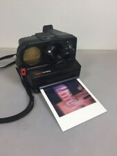 Polaroid 600 SX-70 Sonar OneStep Instant Film Camera TESTED! - WORKS!!!!