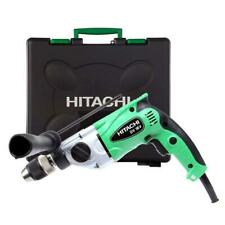 Hitachi DV18V Trapano con Percussione, 18 V, Verde