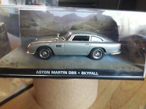 Aston Martin DB5 - 007 James Bond  -  OVP; 1:43