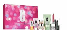 Clinique Best&Brightest Full Sized 8 PC Gift Set $225.50 Value Cosmetic Skincare