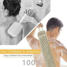 Exfoliating Back Scrubber for Shower Bath Shower Scrubber to Deep Clean Tool