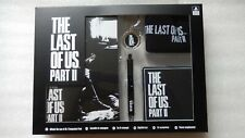 The Last of Us Part 2 PS4 Promo Merchandise Companion Set Rare NEW (NO GAME)