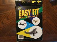 Vintage Comet Easy Fit Spirit of St. Louis  Balsa Wood Model Airplane Kit