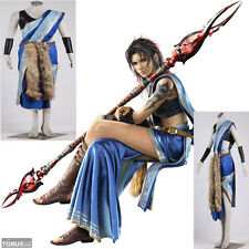 Final Fantasy 13 Oerba Yun Fang Cosplay Costumes Unisex high Quality COS Suit