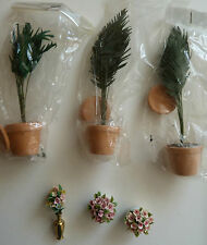 Any Room Flowers & Plants Miniature Home Décor for Dolls