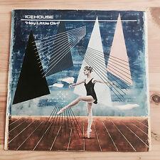"Icehouse Hey Little Girl 7"" Vinyl Single 1983 Chrysalis"