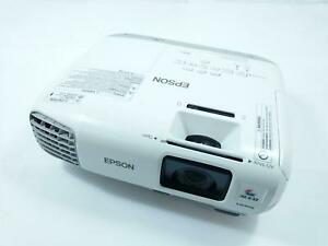 EPSON EB-X27 Portable 3LCD XGA HDMI Projector 2601 Lamp Hrs
