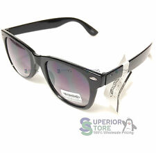 NEW Black Icon Eyeware Sunglasses california Style 100% UV protection MOD 20131
