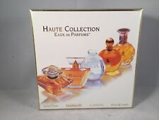 NIP Womens FAB Haute Collection Paris-New York by Lancome Miniature Perfumes NEW