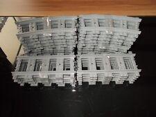 Lego® City Eisenbahn - RC - 30 Schienen u.a. für 60051, 60052, 60197, 60198