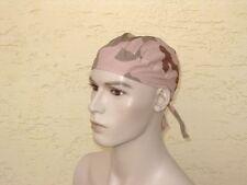 Bandana pañuelo Biker Headwrap 3-color Desert camo US Army