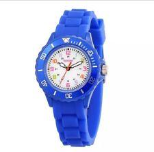 Children Number Watch Boys Girls Kids SHOWER PROOF Analogue Sports Wrist Watch