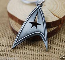 Star Trek LOGO Command Keychain NEW Toys Keyring Key chain Next Generation TOS