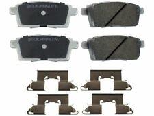 For 2007-2015 Mazda CX9 Disc Brake Pad and Hardware Kit Rear 76686DV 2008 2009