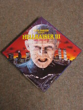 Hellraiser 3 Hell On Earth Pin-Head Video Promotional Display Doug Bradley(1993)